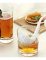cheap -1pc Plastic Tea Strainer Creative Creative Kitchen Gadget , 6*3*13