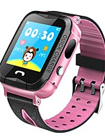 Kids' Watches Video Camera Distance Tracking Anti-lost Information Game Electronic Fence Hands-Free Calls Message Control Automatic Alarm
