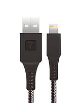 Illuminazione Adattatore cavo USB Carica rapida Per iPhone 80 cm Plastica