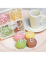 cheap -Romantic creative wedding gift smokeless candles macarons small candle