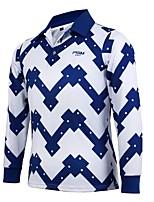economico -Per uomo Manica lunga Golf Felpa T-shirt Top Traspirabilità Golf