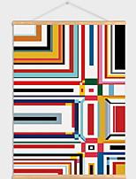 Недорогие -Декор стены Полиэфир Абстракция Предметы искусства,Гобелены из 1