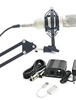 economico -KEBTYVOR BM800 Con filoMicrophoneSet Microfono a condensatore