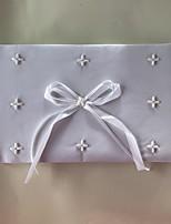Недорогие -Атлас Романтика Фантастика СвадьбаWithБусинка 1 коробка Гостевая книга