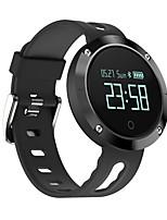 preiswerte -Smart-Armband Uhrzeitanzeige Kompatibel mit iOS und Android System Schrittzähler Blutdruck Messung APP-Steuerung Pulse Tracker