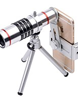 preiswerte -18X Makro 0.36X Weitwinkel Kameraobjektiv Lens for Smartphone Samsung Galaxy Galaxy S7 edge iPhone Samsung Huawei Xiaomi