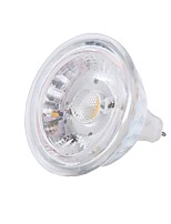 cheap -1pc 3W 250lm GU5.3 LED Spotlight 1 LEDs COB LED Lights Warm White 3000K AC/DC 12V