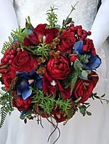 Fleurs de mariage Bouquets Mariage Occasion spéciale Autre matériel Env.28cm