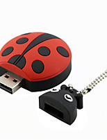 abordables -hormigas 8 gb usb flash drive usb disco usb 2.0 plástico