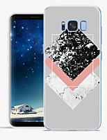 cheap -Case For Apple S8 Plus S8 Pattern Back Cover Marble Soft TPU for S8 Plus S8 S7 edge S7 S6 edge plus S6 edge S6