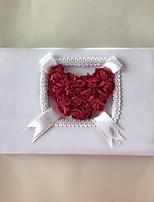 Недорогие -Атлас Романтика Фантастика СвадьбаWithЦветы 1 коробка Гостевая книга