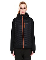 cheap -Women's Hiking Jacket Outdoor Winter Quick Dry Windproof Wearable Top Single Slider Running/Jogging Ski / Snowboard Hiking Climbing