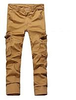 Men's Hiking Cargo Pants Outdoor Trainer Walking Pants / Trousers Hiking Camping