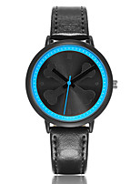 cheap -Women's Casual Watch Fashion Watch Japanese Quartz Casual Watch PU Band Casual Elegant Black Blue Green Grey