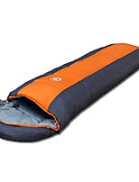 cheap -Sleeping Bag Envelope / Rectangular Bag 26°C Quick Dry Windproof 215X75 Camping / Hiking / Caving Camping & Hiking Single
