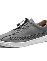 cheap -Men's Shoes Synthetic Winter Fall Comfort Sneakers for Casual Party & Evening Gray Beige White
