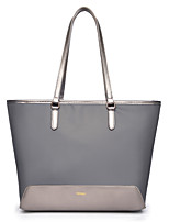 cheap -Women Bags PU Shoulder Bag Zipper for Casual All Season Purple Gray Black