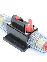 Недорогие -dc 12v автомобильный стерео аудио выключатель встроенный предохранитель 40amp rv