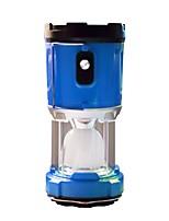 preiswerte -Laternen & Zeltlichter LED 100 lm Automatisch Modus LED inklusive USB-Kabel Formschluss Solarenergie Camping / Wandern / Erkundungen Blau