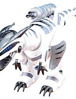 economico -RC Robot Elettronica per Bambini Regali Infrarossi Plastica Avanti indietro Shooting Canto Danza Conduttore di elettricità No