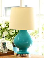 economico -Moderno/Contemporaneo Lampada da tavolo Per Camera da letto Ceramica 220V Bianco