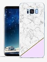 cheap -Case For Samsung Galaxy S8 Plus S8 Pattern Back Cover Marble Soft TPU for S8 Plus S8 S7 edge S7 S6 edge plus S6 edge S6