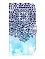 cheap -Case For Samsung Galaxy S8 Plus S8 Card Holder Wallet with Stand Full Body Mandala Hard PU Leather for S8 Plus S8 S7 edge S7 S6 edge S6 S5