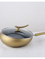 cheap -Metal ABS Round Pan Frying Pans & Skillets,49*34*13