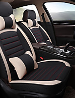 Car Seat Cushions Seat Cushions Linen Fabrics For universal All years General Motors
