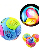 cheap -LED Lighting Toys Sphere Classic Theme Glow Electric Soft Plastic Kids Pieces