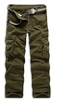 Men's Hiking Cargo Pants Outdoor Trainer Walking Pants / Trousers Fishing Hiking Camping