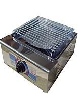 preiswerte -Campingkocher Kochutensilien für den Outdoor Gourmet tragbar Metalic Edelstahl für Camping