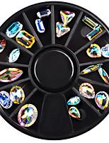 preiswerte -Nagelschmuck Luxus andere Nagelkunst Design