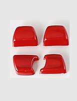 Недорогие -автомобильный ремень безопасности крышка diy автомобильные салоны для джипа 2011 2012 2013 2014 2015 2016 2017 спортивный пластик