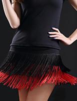 economico -Balli latino-americani Pantaloni Per donna Addestramento Cotone Nappa (e) Senza maniche Cadente Gonne
