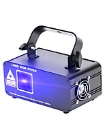 cheap -Laser Stage Light 9 DMX 512 Master-Slave Sound-Activated Auto 20 for Stage Bar Club Festival/Holiday Party Professional Durable