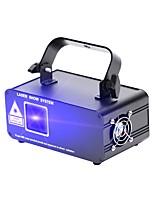 abordables -U'King Eclairage Laser de Scène 9 DMX 512 Master-Slave Activé par son Auto pour Fête / Célébration Boîte de Nuit Bar Etape Soirée