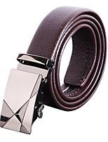 cheap -Men's Casual Alloy Waist Belt