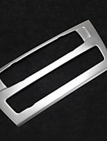 Недорогие -автомобильный Центровые стековые обложки Всё для оформления интерьера авто Назначение BMW 2018 2017 2016 2015 2014 2013 Х4 X3