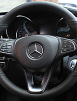 cheap -Automotive Steering Wheel Covers(Leather)For Mercedes-Benz All years B200 E Class C Class GLC260