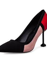 Недорогие -Жен. Обувь Дерматин Весна Лето Модная обувь Удобная обувь Оригинальная обувь Обувь на каблуках На шпильке для Повседневные Для вечеринки