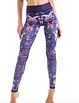 cheap -Women's Medium Stitching Legging,Print