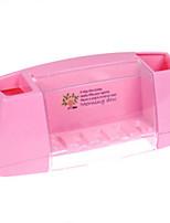 Недорогие -Modern Подставки для зубных щеток PC Номера Мини Однотонный 5 см 60 см х 60 см