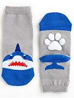 cheap -Girls' Socks & Stockings, Winter Brown Black Orange Gray Light Blue