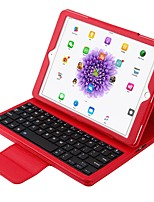 cheap -Case For Apple iPad 10.5 with Keyboard Auto Sleep/Wake Up Full Body Solid Color Soft PU Leather for iPad Pro 10.5 (2017)