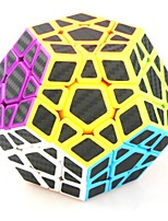 cheap -Rubik's Cube Alien Megaminx Smooth Speed Cube Magic Cube Puzzle Cube Matte Sticker Sports Classic Theme Flat Shape Geometric Gift