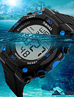 cheap -Men's Kid's Casual Watch Sport Watch Fashion Watch Chinese Digital Calendar / date / day Water Resistant / Water Proof Stopwatch