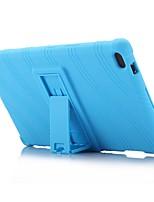 baratos -padrão de onda padrão gel de borracha de silicone capa de capa de pele com suporte para lenovo tab 4 8 (tb-8504) tablet de 8,0 polegadas