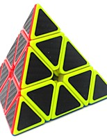 cheap -Rubik's Cube Pyramid 3*3*3 Smooth Speed Cube Magic Cube Puzzle Cube Matte Sticker Sports Flat Shape Gift