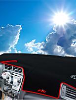 abordables -Automobile Matrice de tableau de bord Tapis Intérieur de Voiture Pour Honda 2014 2015 2016 2017 Fit